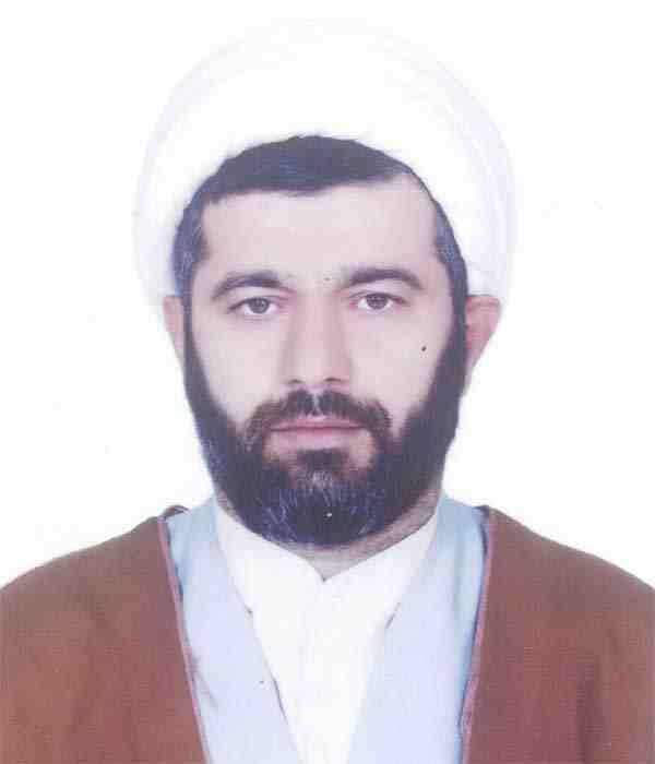 حجه السلام والمسلمین حسن گلستانی رئیس ستاد اقامه نماز شهرستان تویسرکان