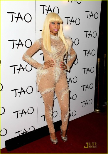 nicki minaj birthday 101210
