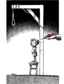 اعدام دستکم 13 مورد کودک زیر 18 سال در سال 2014 در ایران..ادامه مطلب را در این وبلاگ ببینید