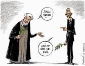ویدیویی از پیام نوروزی اوباما و جواب نقدی سگ هار نظام اسلامی:کاخ سفید را بر سرت خراب خواهیم کرد....ادامه مطلب را در وبلاگ ببینید