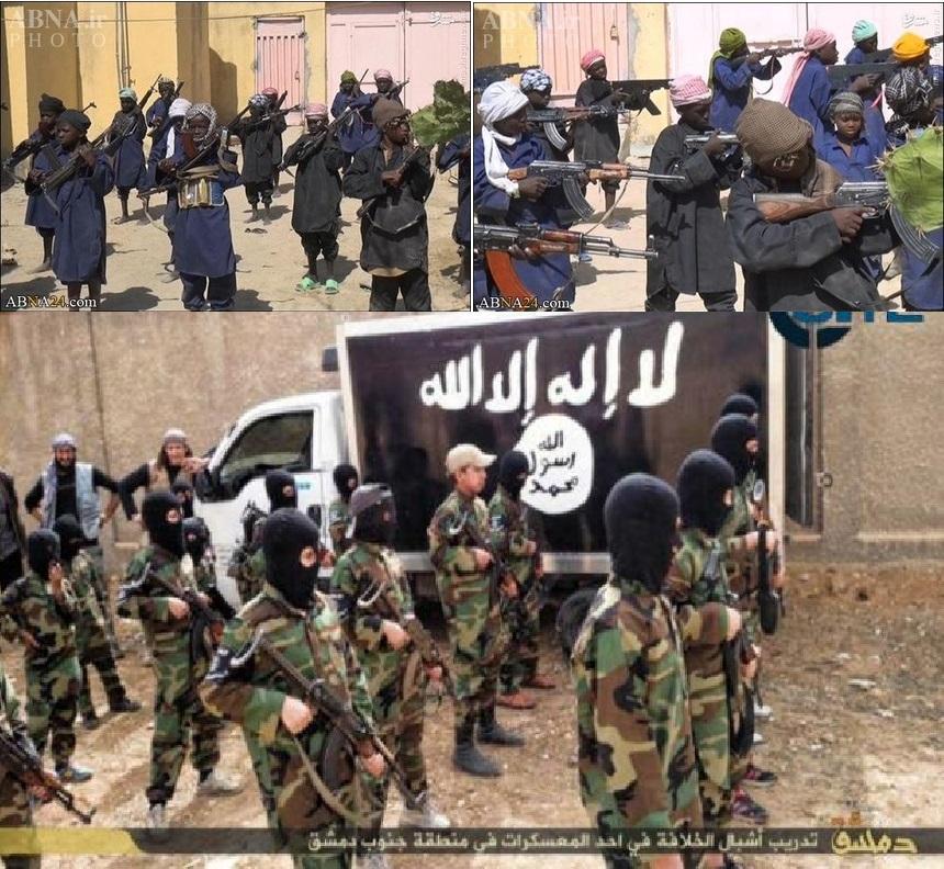 سوءاستفاده از کودکان در اسلام برای عملیات تروریستی